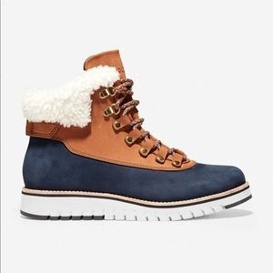 Cole Haan Zerogrand Explorer Hiking Boot 8.5